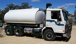 Water Tanker 14 000 litres