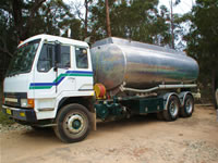 Water Tanker 16 000 litres